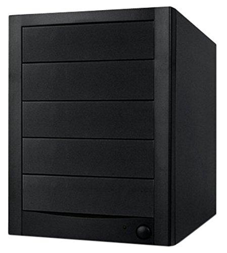 Copystars Duplicator case for build Blu-ray-CD-dvd-duplicator tower + power supply (5 bay)