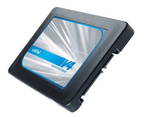 (CRUCIAL V4 SSD 2.5\'\' 32GB SATA 3Gb/s FW REV: S5FAMM22)