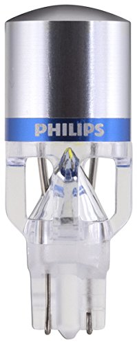 - Philips 921 12841B2 Bright White Vision LED Back-up light, 2 Pack