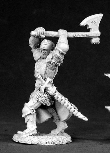 Miniature Axe (Blk Legionnnaire w/Great Axe)