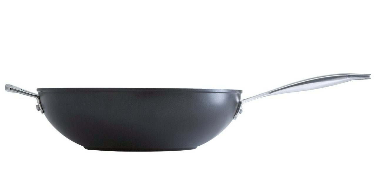 Le Creuset of America Toughened NonStick Stir Fry Pan, 12