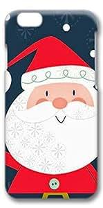 i phone 6 case, iphone 6 case, iphone 6 4.7 cases 3D Hard back cases cover skin protector Santa