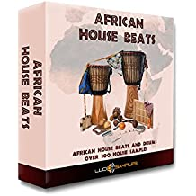 African House Beats - Modern House Drums and House Drum Loops [WAV Files] [DVD non Box]