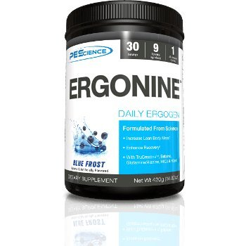 PEScience Ergonine, Blue Frost, 14.82 Ounce