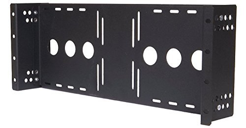 Monitor Rack Kit - RackSolutions Universal 19-Inch Rack Mount Monitor Kit VESA Mounting Bracket