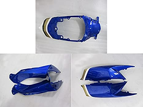 Liquor for Suzuki GSXR600 GSXR750 K8 2008-2009 Blue Brand New Motorcycle ABS Plastic UV Painted Injection Mold Bodywork Fairing Kit Set