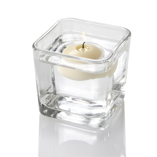 Richland 2'' Floating Candles Ivory Unscented Set of 144 by Richland (Image #4)