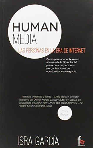 Descargar Libro Human Media Las Personas En La Era De Internet Isra Garcia