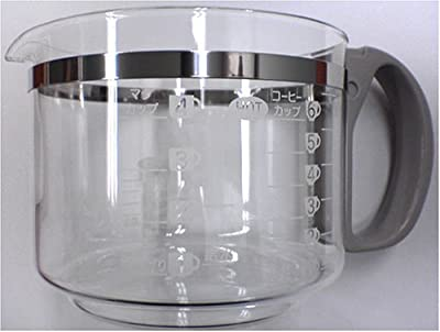 ZOJIRUSHI coffee maker for glass containers (JAG) EC-VJ60, EC-YM, EC-VJ JAGECVE-TD