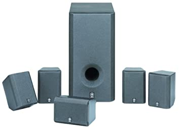 amazon com yamaha ns p220 6 piece home theater speaker and rh amazon com Yamaha Shelf Speakers Yamaha Speakers