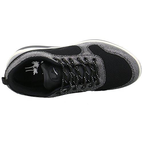 L.A. Gear Lima Damen Sneaker Schwarz