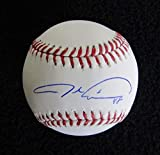 Jacob DeGrom autographed signed MLB Official