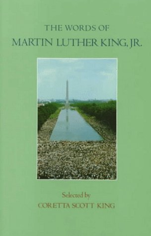 The Words of Martin Luther King, Jr. (Words of Series)