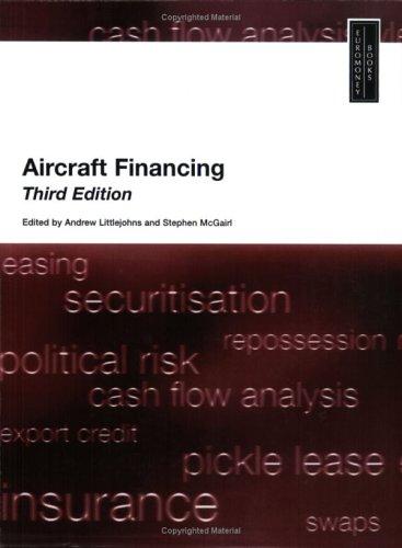 Aircraft Financing, Third Edition