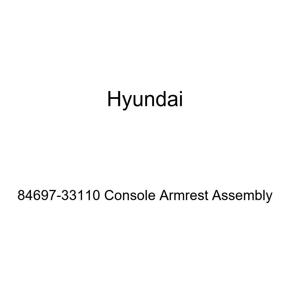 Genuine Hyundai 84697-33110 Console Armrest Assembly