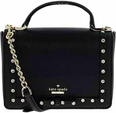 Kate Spade New York Women s Leather Cameron Street Mini Shoulder Bag One  Size Black ec70af9af6a24