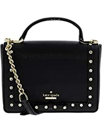 Women's Leather Cameron Street Mini Shoulder Bag One Size Black