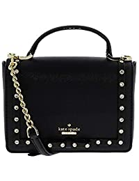Kate Spade Women s Cameron Street Jeweled Hope Crossbody Leather Cross Body  Bag b85267f688