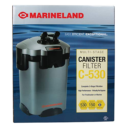 Marineland MultiStage Canister Filter