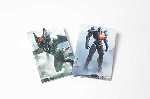 Pacific Rim Uprising Notebook Collection (Set of ()