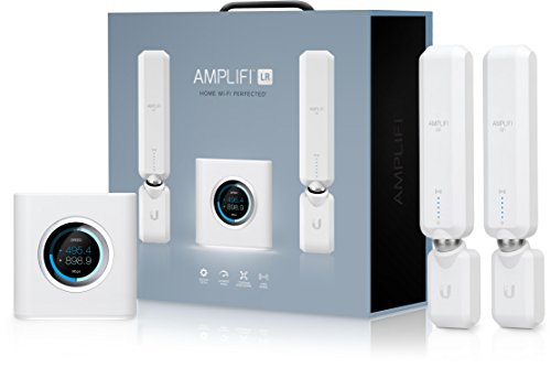 AmpliFi LR (Long-Range) Home Wi-Fi System by AmpliFi