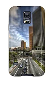 High Quality Locations Los Angeles Skin Case Cover Specially Designed For Galaxy - S5
