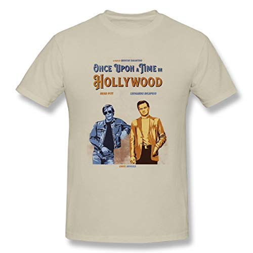 Xie Ru 2019 Movie Men Soft T-Shirt Natural L