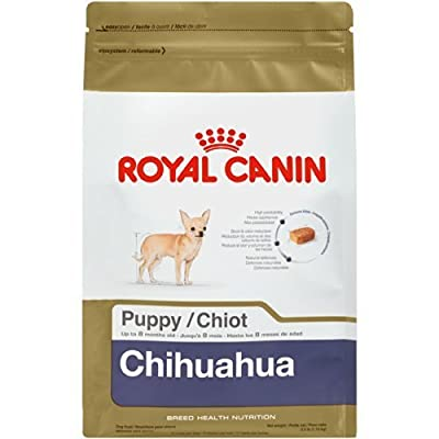 Royal Canin Chihuahua Puppy Dry Dog Food, 2.5-Pound Bag by Royal Canin