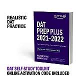DAT Self-Study Toolkit 2021–2022: DAT Prep Plus