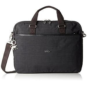 Kipling Kaitlyn, Briefcase, 40 cm, 11 liters, Black (Dazz Black)