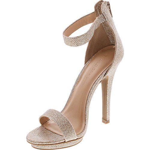 Cinturino Selvaggio Donne Caviglia Del Del 01 Tacco Piattaforma Sandalo Pompa Amy Tallone Alla Diva Glitter Gold Stiletto qdXxFW