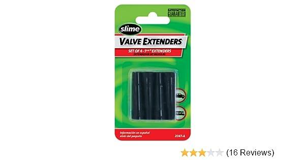 "1-1//4/"" Slime 2047-A Plastic Valve Extenders"
