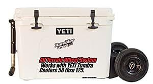 YETI Cooler All Terrain Wheel System - The Rambler X2