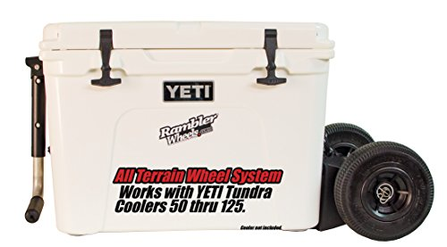 All Terrain Wheel System for YETI Cooler - The Rambler X2