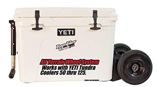 YETI Cooler Terrain Wheel System