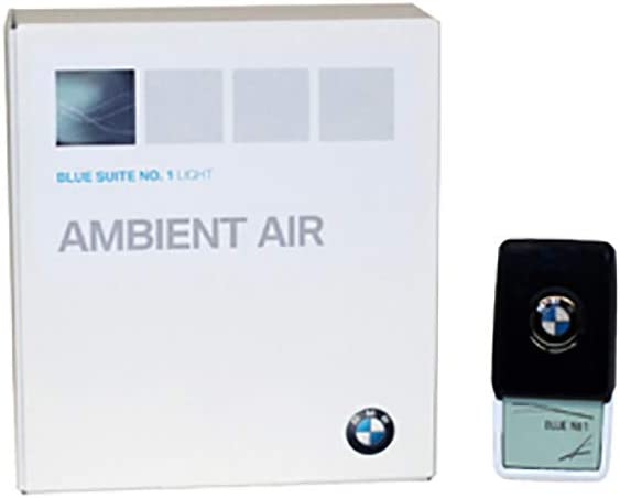 Original BMW Ambient Air Geruch Duft 1 BMW 5er G3x // 7er G1x Blue Suite No Duftstecker