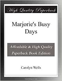 Marjorie's busy days download pdf free