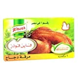 #3: Knorr Chicken Stock, HALAL, CASE 432g(2 cubes18Gm)x24pk (24X16Gm)