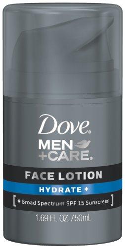 Dove Men + Care гидрата и лосьон, 1,69 унции.
