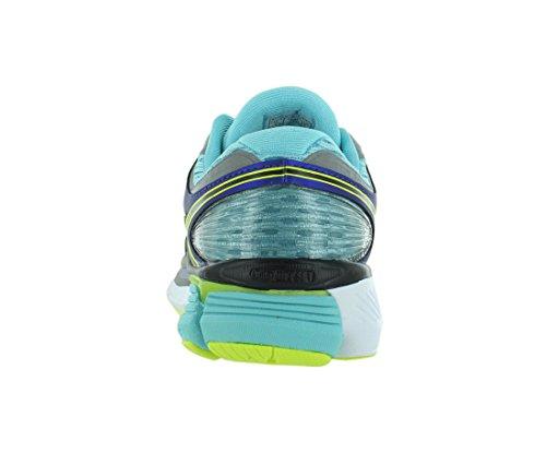 Saucony Triumph Iso Zapatillas de running para mujer, tamaño US 11, ancho Regular, color morado/azul cielo/Plata
