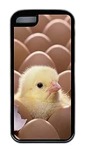 Distinct Waterproof Hatch The Chicken Design Your Own iPhone 5c Case