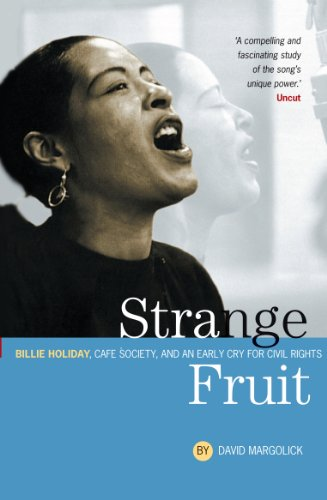 Strange Fruit Billie Holiday Caf Society And An Early Cry For