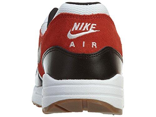 Zapatillas Hombre Nike Air Max Essential Blanco / Negro / Naranja Gamma