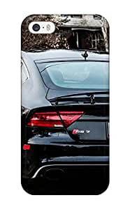 For Iphone 5/5s Tpu Phone Case Cover(audi Rs7 23) 3980058K76579049