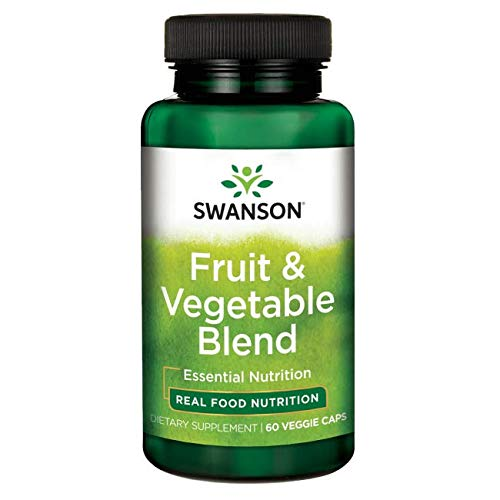 fruit and vegetable blend - 1