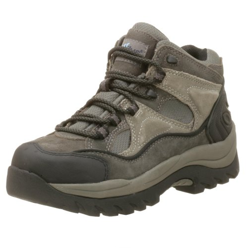 Nautilus Men's 9070 Electrical Hazard Steel Toe Lace Up Hiker Boot,Grey,9.5 M