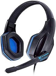 Headset Vx Gaming Ogma Pt/Az, Vinik, 25772