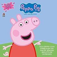 Peppa Pig - Livro Hora de Pintar