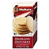 Walkers Highland Oatcakes 10.6 oz. (Pack of 1)