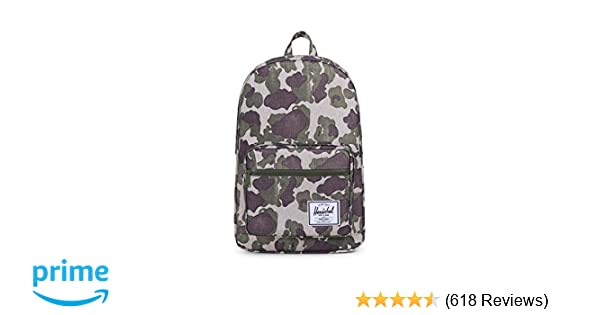Amazon.com | Herschel Supply Co. Pop Quiz Backpack, Frog Camo, One Size | Casual Daypacks